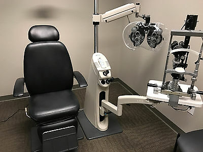 Topcon OC-2200 Optometry/Ophthalmology Exam Chair