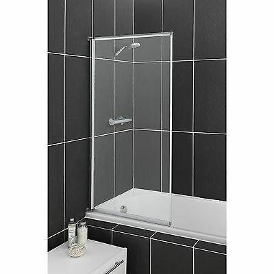HOME Fully Framed Shower Screen - Silver. From the Official Argos Shop on ebay
