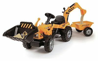 Smoby Tractor and Trailor. From the Official Argos Shop on ebay