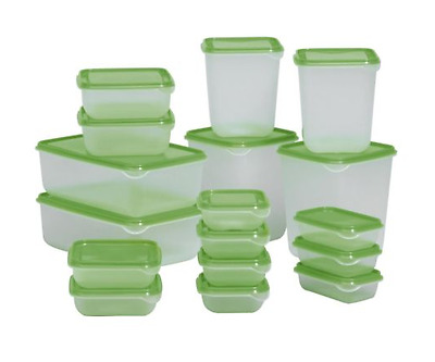 IKEA brand new food containers - set of 17