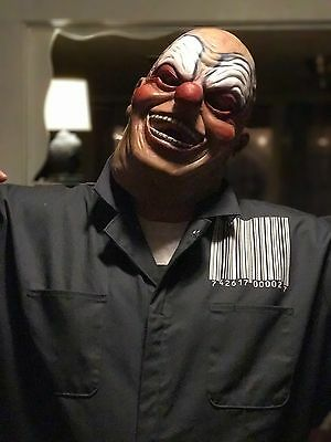 Slipknot Clown TTE Mask