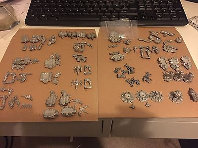 Epic / Chaos Slaanesh Army Tanks - Walkers - Daemonettes - hell knight etc metal