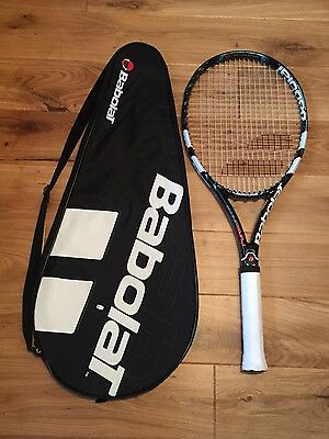 Babolat Pure Drive GT Tennis Racket. Grip 4