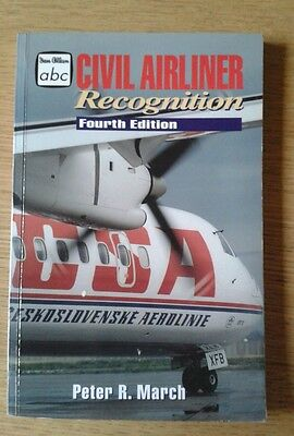 Civil Airliner recognition Ian Allan fourth edition abc aircraft