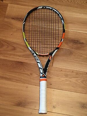 Babolat AeroPro Drive Play Tennis Racket. Grip 3 : 4 3/8. Pristine condition