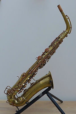 VTG Conn Pan American Alto Saxophone and Case