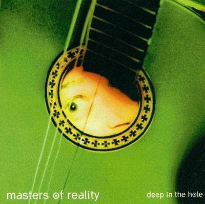 MASTERS OF REALITY Deep In The Hole LP Ristampa Limited Numbered Edition Nuovo