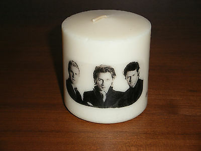 Candle Picture Take That Can be Personalised Birthday Love Anniversary Gift New