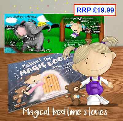 Personalised Childrens Story Book, Unique gift