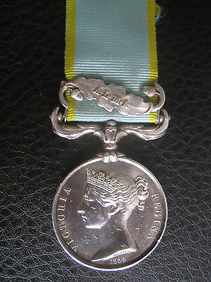 Very Scarce Scots Fusilier Guards Killed In Action Crimean War Medal