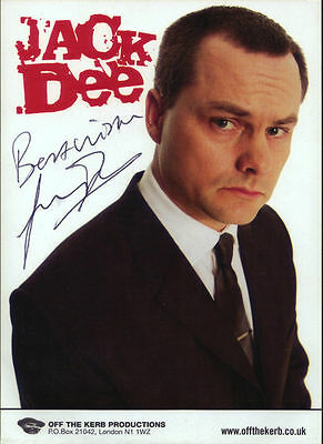 Jack  Dee FRIDGE MAGNET