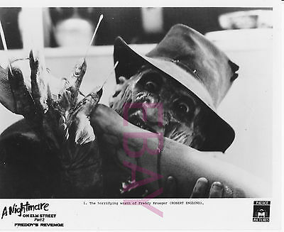 10 x 8 Black and White Original Movie Photo Print: A NIGHTMARE ON ELM STREET 2