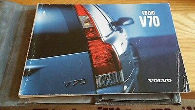 Volvo v70 owners manual