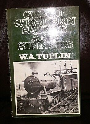 Great Western Saints and Sinners Hardcover – 1 Feb 1972