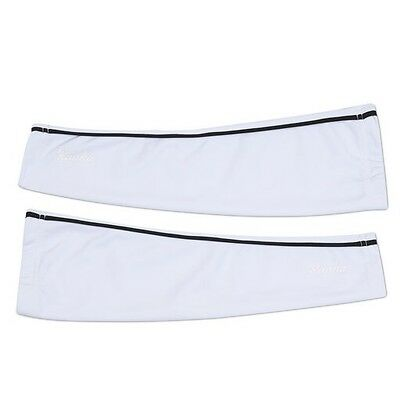 Rapha Classic Arm Warmers White Large - NEW