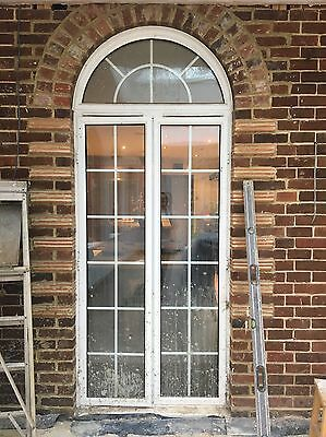 Spectacular Palladian Upvc Double Glazed Arched Patio Doors