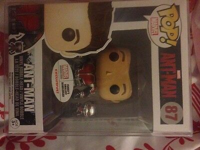 Ant Man marvel collector corps funko pop