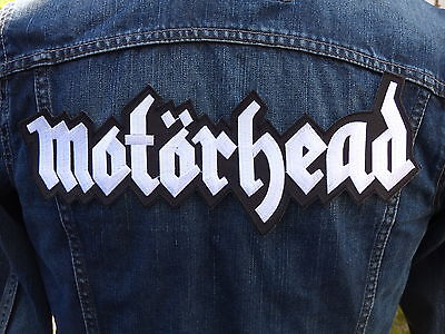 GRAND ECUSSON PATCH THERMOCOLLANT aufnaher toppa / MOTORHEAD groupe musique rock