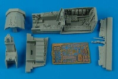 Aires 4402 1/48 F15C Early Cockpit Set For Hasegawa