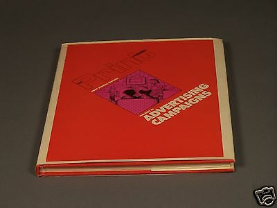 The Best in Advertising Campaigns - First Edition -The Print Casebooks