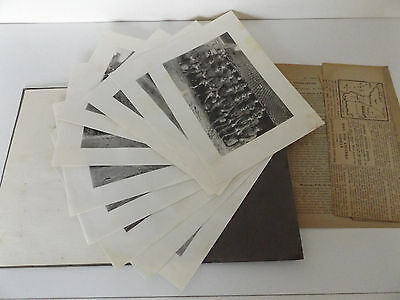 RARE WW1 The 8th Battalion THE SUFFOLK REGIMENT 1915-1918 with 10 Plates + 1 Map