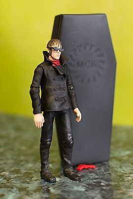 My Chemical Romance - Mikey Way - Rock Action Figure - MCR *RARE*