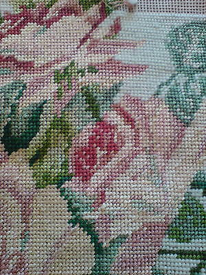 Beautiful Collectable Roses Tapestry Kit  Silk n Wool Womans Journal Vernon Ward