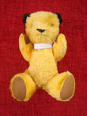 Vintage Chad Valley 'sooty'  Teddy Bear   Sooty And Sweep