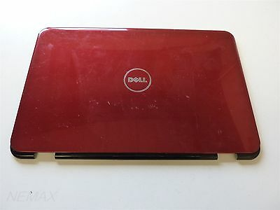 Dell Inspiron M501R Top Screen Rear Lid Cover 0DHTXG