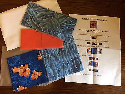 Finding Nemo Quilt Kit
