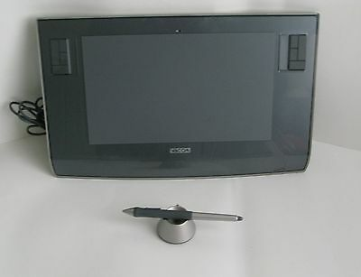 """Wacom Intuos 3 PTZ-631W 6x11"""" Wide format USB Graphic Tablet with Pen & Pen Hold"""
