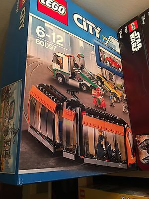 Lego City Town Square (60097) New And Sealed