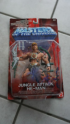 MOTU 200x - Jungle Attack He-Man - MOC - Masters of the Universe 200x