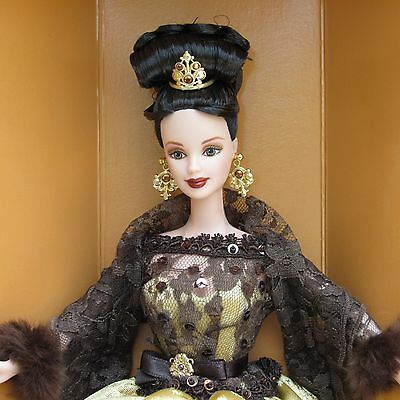 Oscar de la Renta Barbie Doll 1998 Limited Edition NRFB