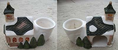 Small planter and candle burner