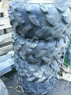 4 Quad Bike Wheels and Tyres