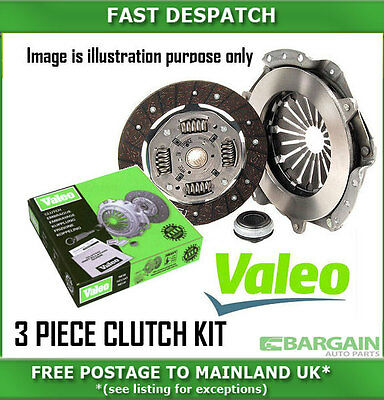fits KIA SPORTAGE 2.0D 2004 on 6 Speed MTM LuK Cover+Plate+CSC Clutch Kit 3pc