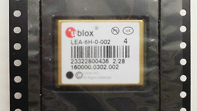 GPS module Ublox LEA 6H  New old stock in bandolier