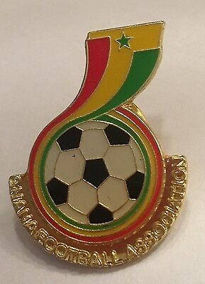 Ghana Rare World Cup Pin Badge With Germany 2006 Stamped On It