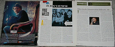 WILCO Clippings