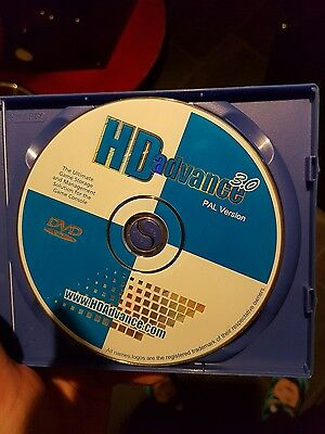 Hd advance, network adapter and 250gb Ide HDD for PS2