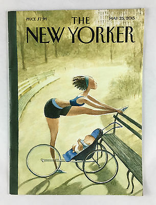 The New Yorker Magazine May 25, 2015