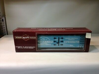 Brand New Bachmann G scale Reefer