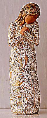 Willow Tree Figurine - Tapestry, 27536, 'A tapestry of memories...deeply loved'