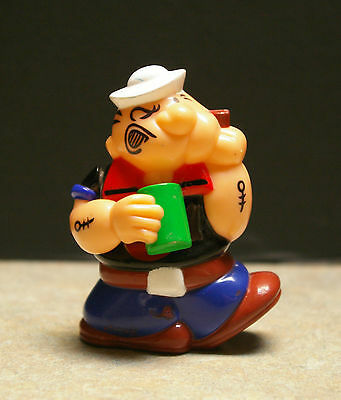Vintage 1983 Official 'popeye' Gumball Pocket Pack Dispenser By Superior