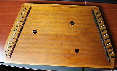 Zither - Handmade in the Ozarks  -one of a kind