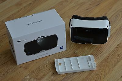 Zeiss VR One VR Virtual Reality Headset inc. Magnet Switch iPhone 6/6S