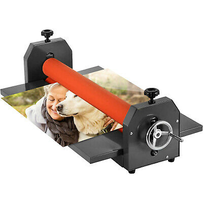 "39""1000MM Manual Cold Roll Laminator Vinyl Photo Film Laminating Machine Updated"