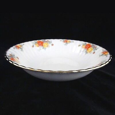 PACIFIC ROSE Royal Albert Open Vegetable Round Bone China NEW NEVER USED England