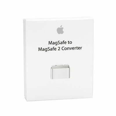 Apple MagSafe to MagSafe 2 Converter, Model A1464- MD504ZM/A - genuie product